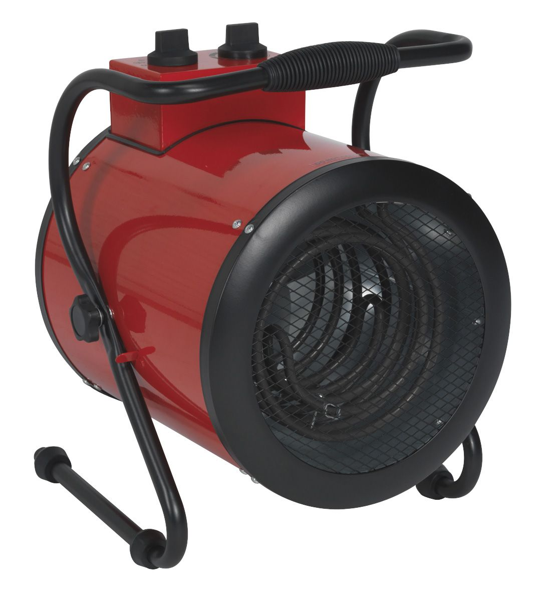 Sealey EH5001 Industrial 5kW Fan Heater 415v 3 Phase