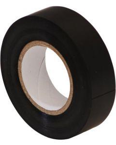 Pk 10 PVC Insulation Tape 19mm 20m Black