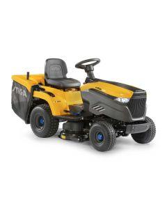 Stiga E-Ride C500 Battery Ride On Lawn Mower 84cm