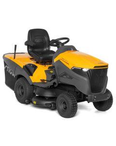 Stiga Estate 7102HWSY Petrol Ride On Lawn Mower 102cm