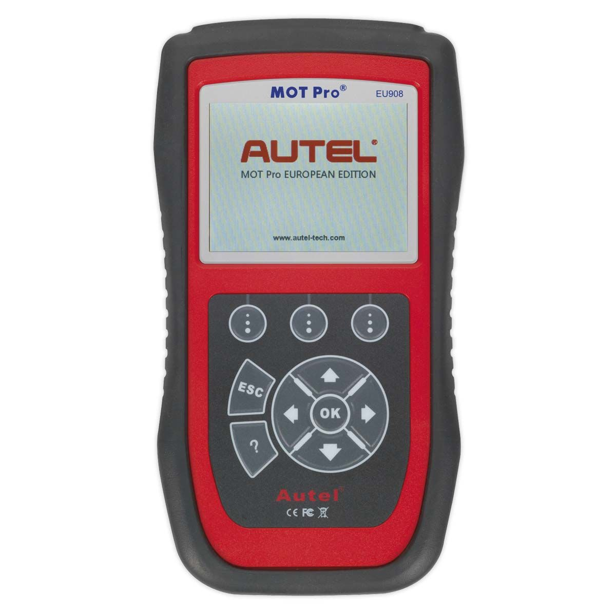 Sealey Autel MOT Pro - Multi-Manufacturer Diagnostic Tool