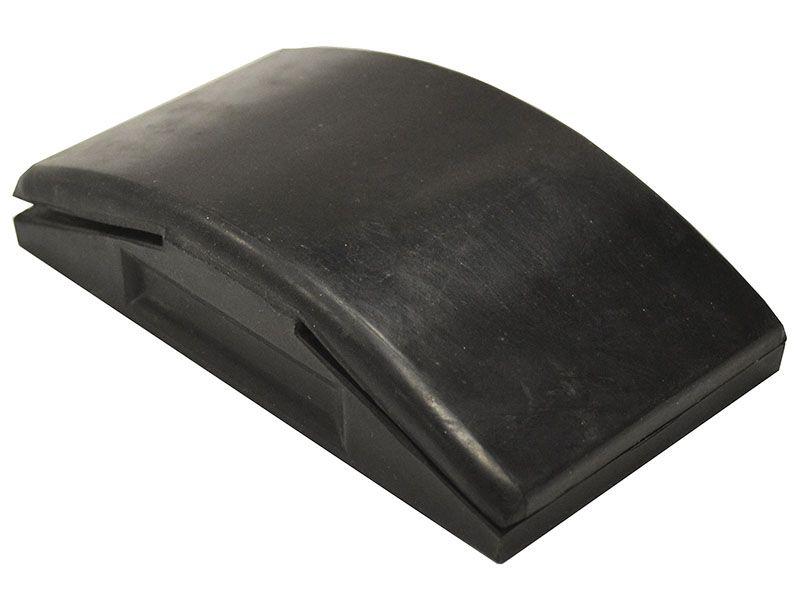 Faithfull Rubber Sanding Block 125mm