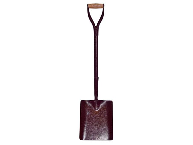 Faithfull All Steel Shovel Square No.2 MYD