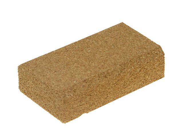 Faithfull Cork Rubbing Block 115 x 65mm