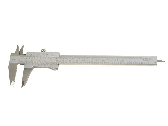 Faithfull Vernier Caliper 150mm (6in)