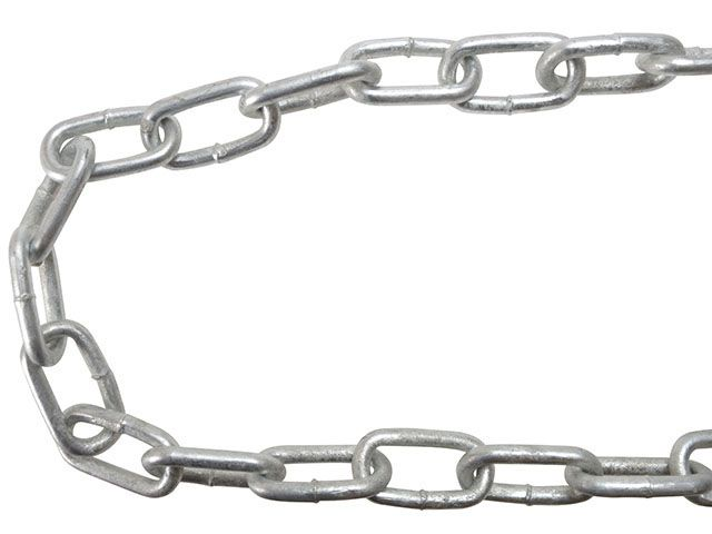Faithfull Galvanised Chains
