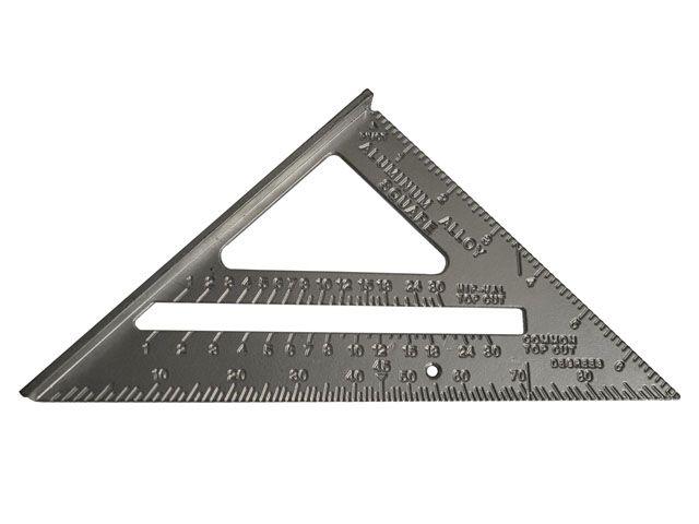 Faithfull Quick & Easy Aluminium Roofing Square 180mm