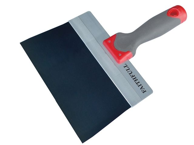 Faithfull Drywall Taping Knife Blue Steel