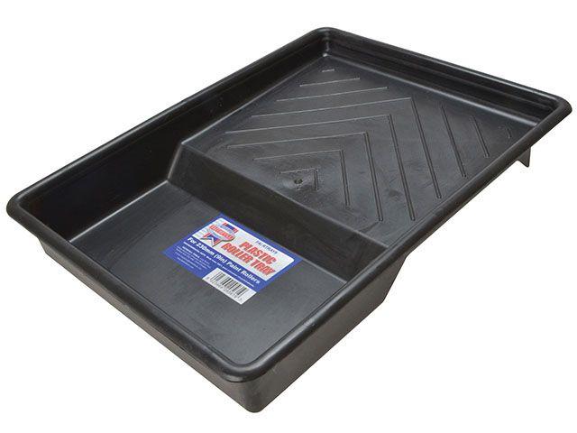 Faithfull Plastic Roller Kit Tray 230mm (9in)