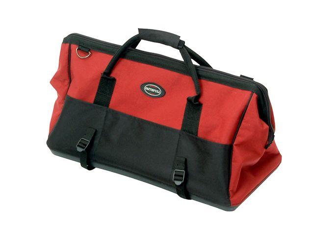 Faithfull Hard Bottom Tool Bags