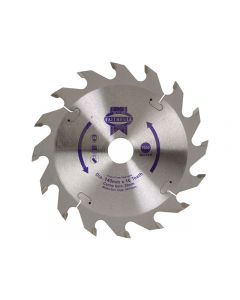 Faithfull Circular Saw Blades 160mm