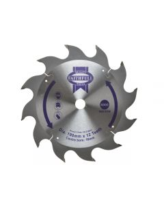 Faithfull Circular Saw Blades 190mm
