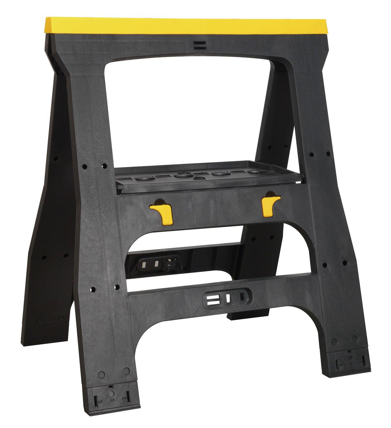 Sealey Heavy-Duty Folding Composite Trestle