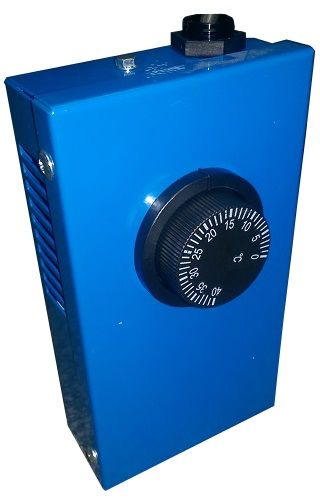 Broughton Analogue Heater Remote Stat Fitted To FF13, FF29 Or FF42 Before Despat