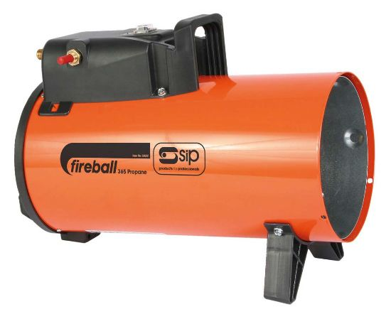 SIP Fireball 365 Propane Space Heater 36,500 Btu 230V