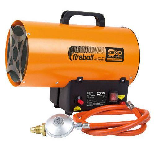 SIP Fireball 512 Propane Heater 51,000 Btu 230V