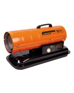 SIP Fireball 75XD 75,000 Btu Diesel / Paraffin Space Heater 230V