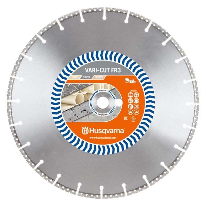 Husqvarna Rescue Vari-Cut FR3 Diamond Blade 400mm