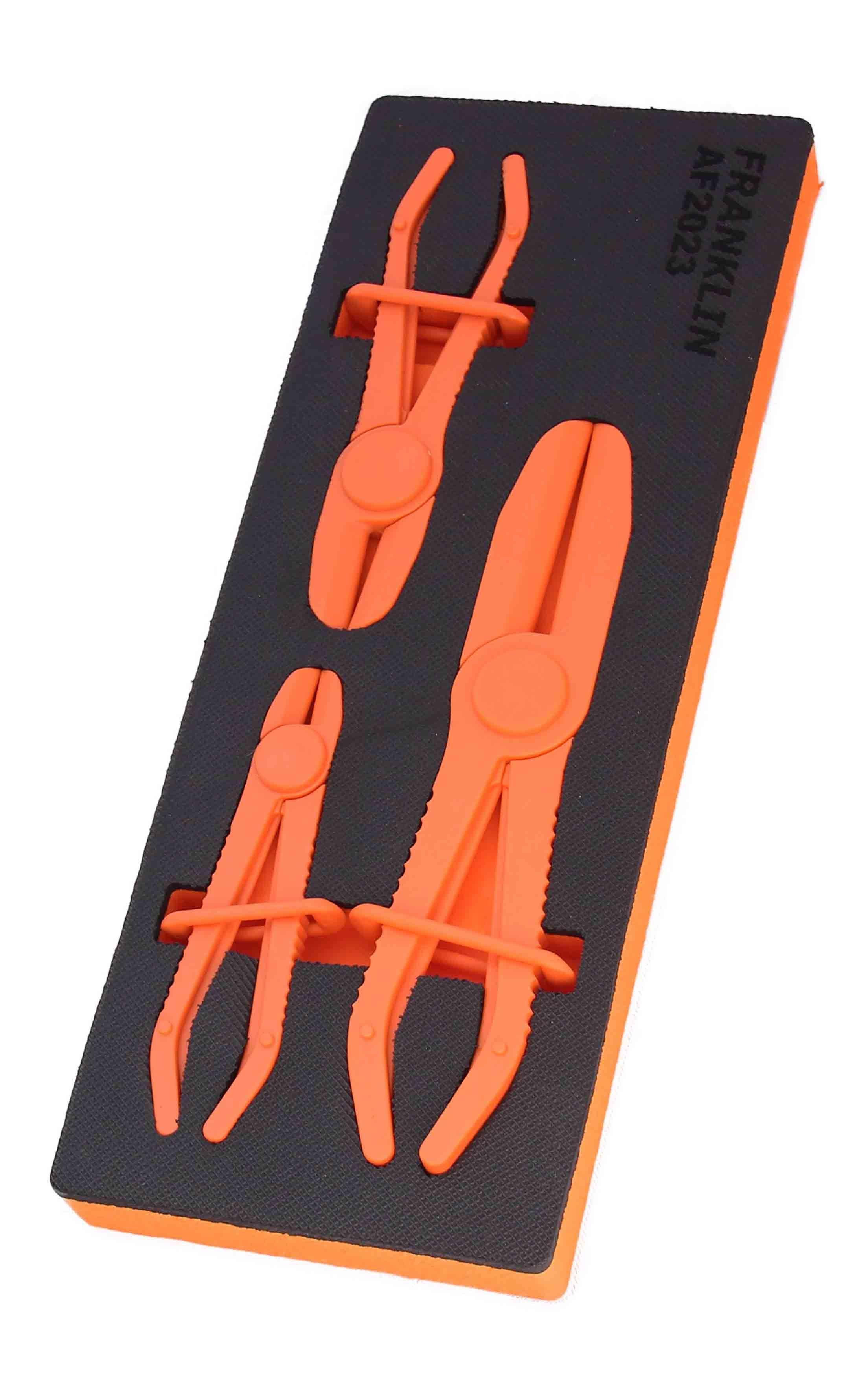 Franklin 3 Piece Hose Clamp Set