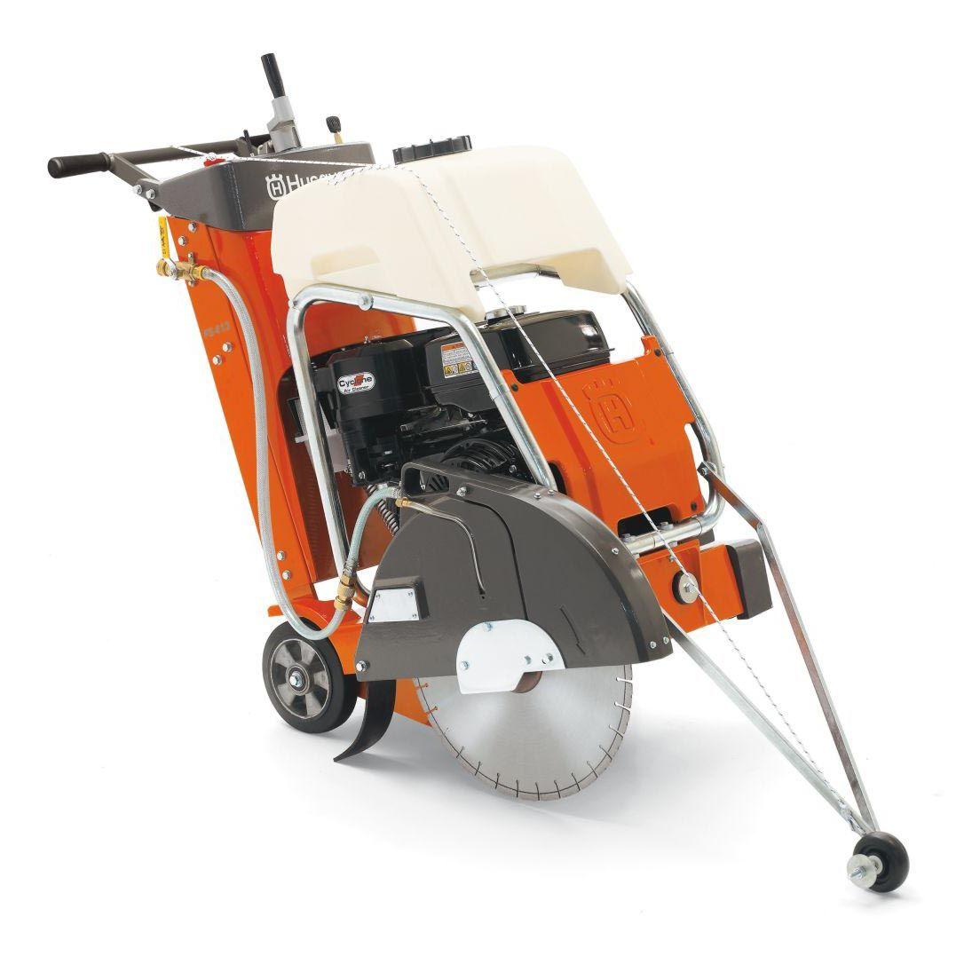 Husqvarna FS410D Diesel Floor Saw