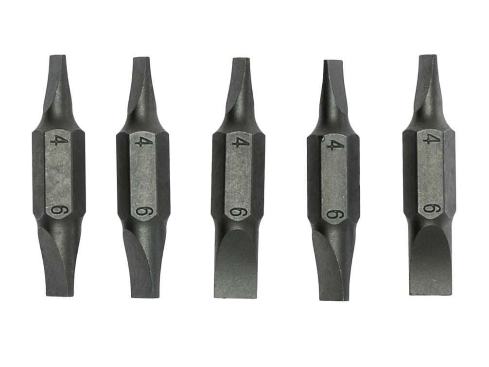 Teng Tools 32mm Double Ended Flat Bits