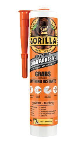 Gorilla Glue Heavy-Duty Grab Adhesive 290ml