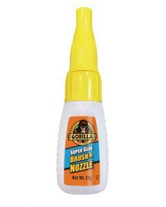 Gorilla Glue Super Glue Brush & Nozzle 12g