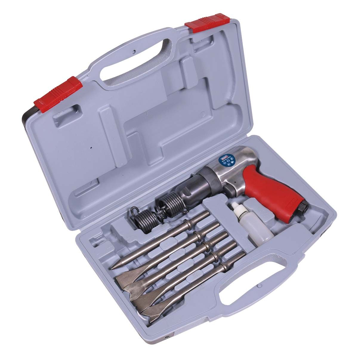 Sealey Air Hammer Kit Long Stroke