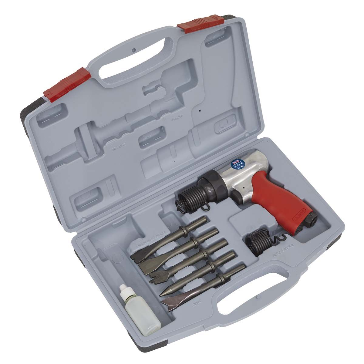 Sealey Air Hammer Kit Medium Stroke