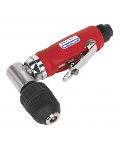 Sealey Air Angle Drill with Ø10mm Keyless Chuck