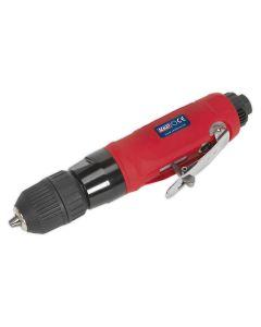 Sealey Air Drill Straight with Ø10mm Keyless Chuck