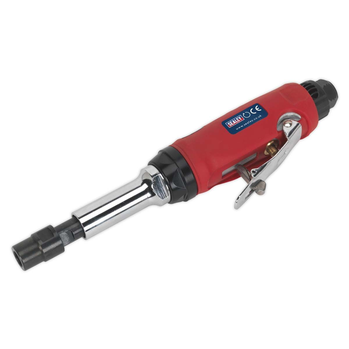 Sealey Air Die Grinder Long Reach