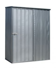 Sealey Galvanized Steel Shed 1.5 x 0.8 x 1.9m