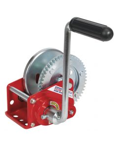 Sealey Geared Hand Winch with Brake 540kg Capacity