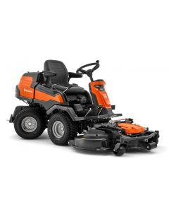 Husqvarna R420TsX AWD Petrol Rider Ride On Lawn Mower 112-122cm