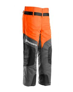 Husqvarna Chain Saw Chaps Trousers 20A One Size - Classic
