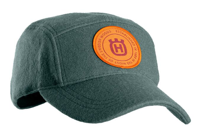 Husqvarna Xplorer Cap Wool Forest Green