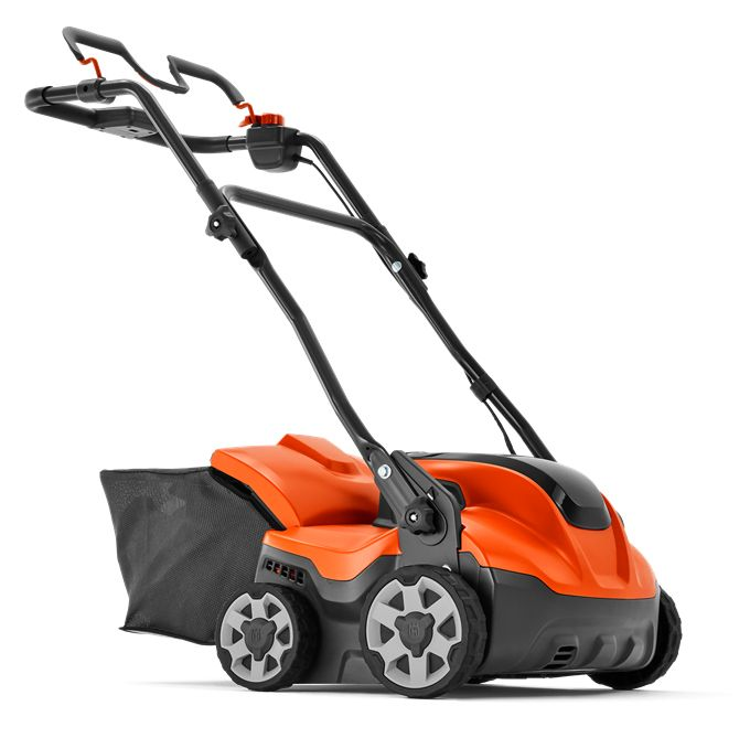 Husqvarna S138i 36v Cordless Lawn Scarifier BODY ONLY