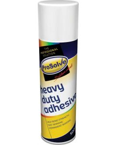 Prosolve Heavy Duty Adhesive Aerosol 500ml