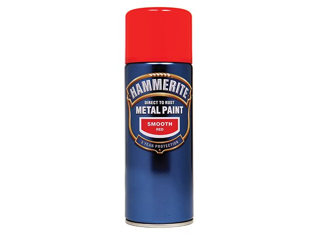Hammerite Direct to Rust Smooth Finish Aerosol
