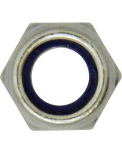 Nylon Lock Nuts Metric