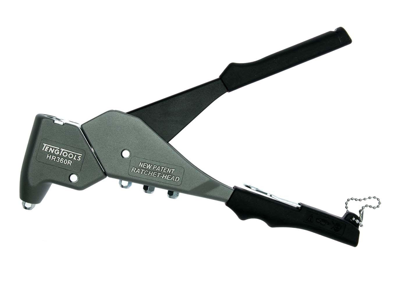 Teng Tools Swivel Head Rivet Gun