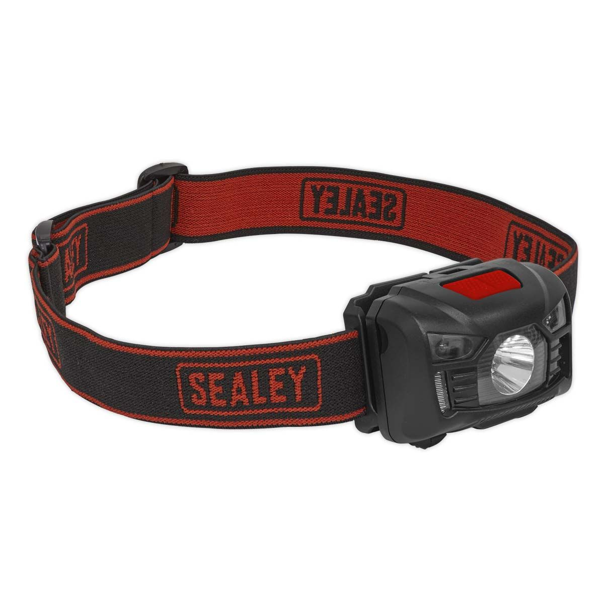 Sealey Rechargeable Head Torch 3W CREE XPE LED Auto Sensor