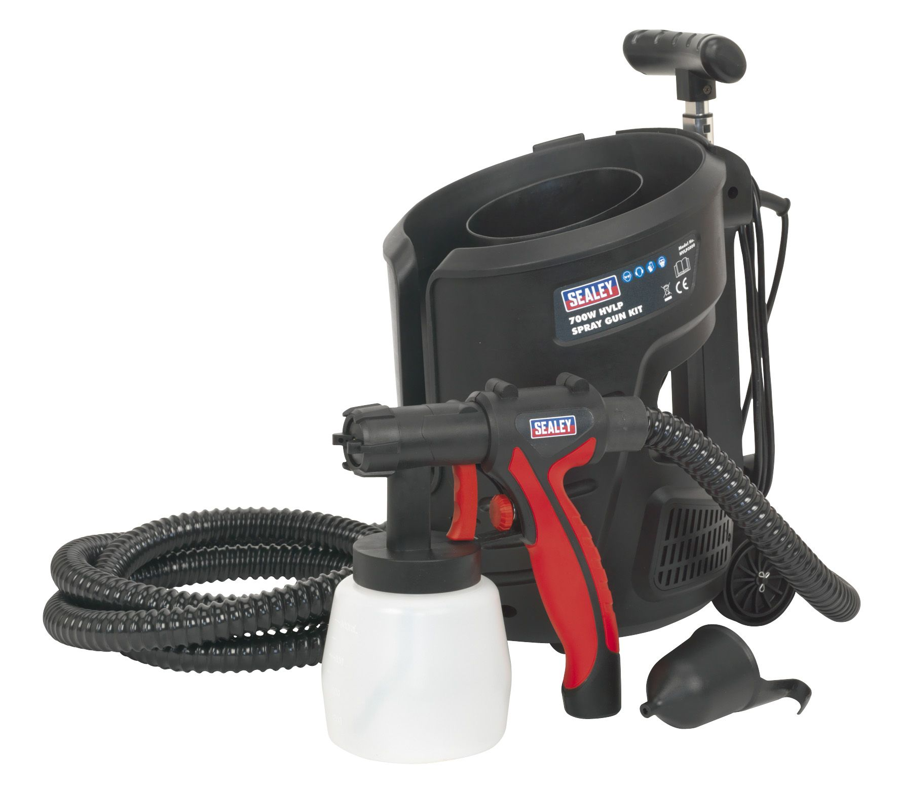 Sealey HVLP Spray Gun Kit 700W/230V