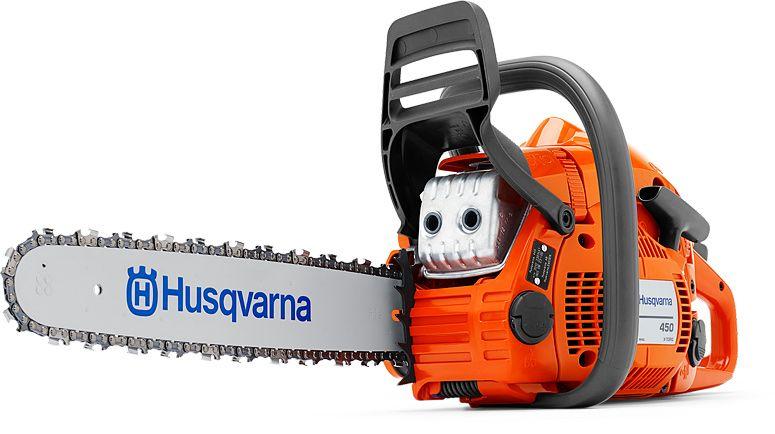 Husqvarna 450 50.2cc Petrol Chain Saw 46cm