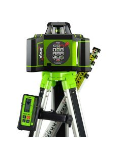 Imex i88R Rotating Laser Level With Red Beam - FULL KIT