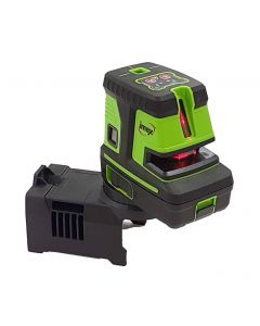 Imex LX25P 2 Line 5 Dot Laser Level With Red Beam
