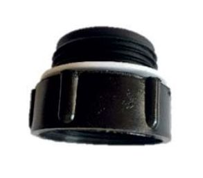 Lumeter Barrel Thread Plastic Ring Converter