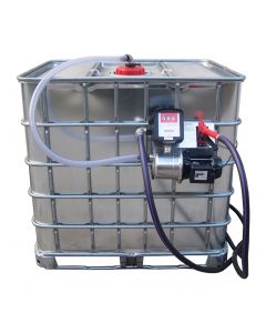 Lumeter AdBlue IBC Pump Kit 230v