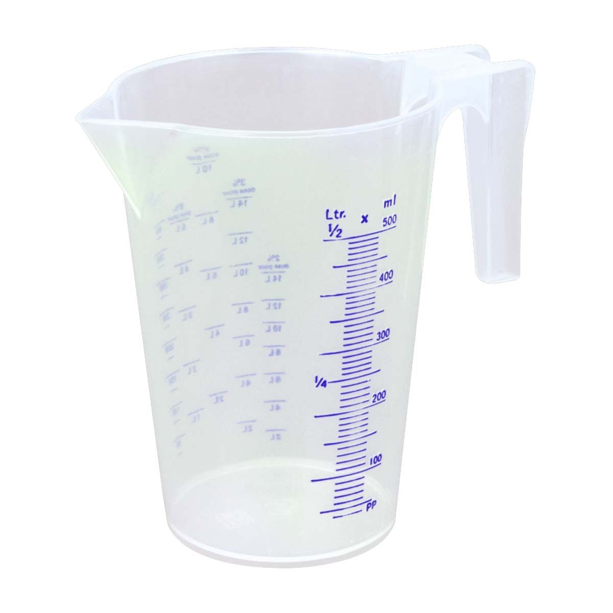 Sealey Mixture Measuring Jug 500ml
